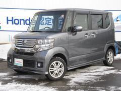 N BOXカスタムG・Lパッケージ 4WD 社外ナビ エンスタ