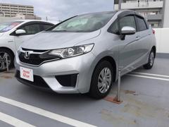 沖縄の中古車 ホンダ フィット 車両価格 141.8万円 リ済別 平成28年 0.5万K シルバーメタリック