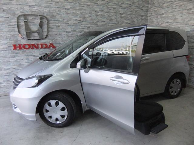 ホンダ G 福祉車両 助手席リフトアップ