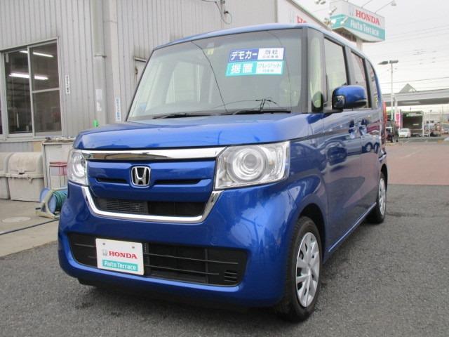 ホンダ G・EXホンダセンシング 当社デモカー