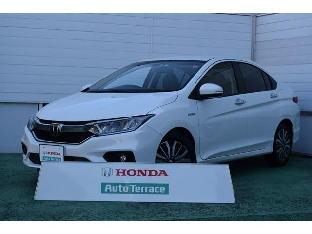 ホンダ ハイブリッドEX・ホンダセンシング 当社デモカー インターナビ