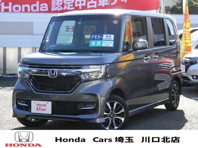ホンダ G・EXホンダセンシング 両側電動ドア 元デモカー
