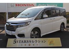 ステップワゴンスパーダスパーダハイブリッド G・EX ホンダセンシング 当社試乗車