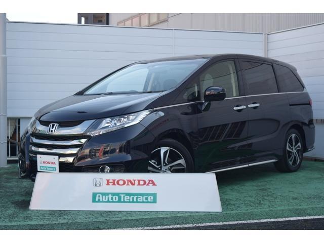 オデッセイ(ホンダ) アブソルート・Xホンダセンシング 中古車画像