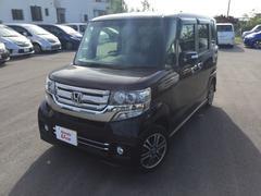 N BOXカスタムG・Lパッケージ デモカーアップ車