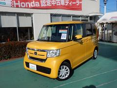 N BOXG・EXホンダセンシング Mナビ ハンズフリードア デモカー