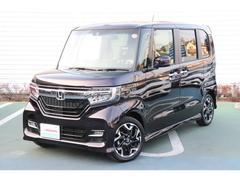 N BOXG・EXターボホンダセンシング 当社元試乗車 ギャザズナビ 両側