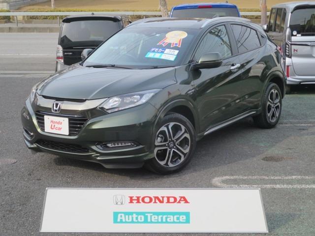 ホンダ ハイブリッドZ・ホンダセンシング 元デモカー インターナビ