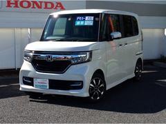 N BOXカスタムG・EXホンダセンシング 当社デモカー使用のお車です!