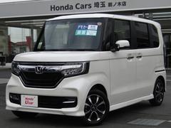 N BOXカスタムG・EXホンダセンシング 元デモカー HondaSENSING