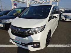 ステップワゴンスパーダスパーダ・クールスピリット メモリーナビ・Bカメラ・ETC付き!