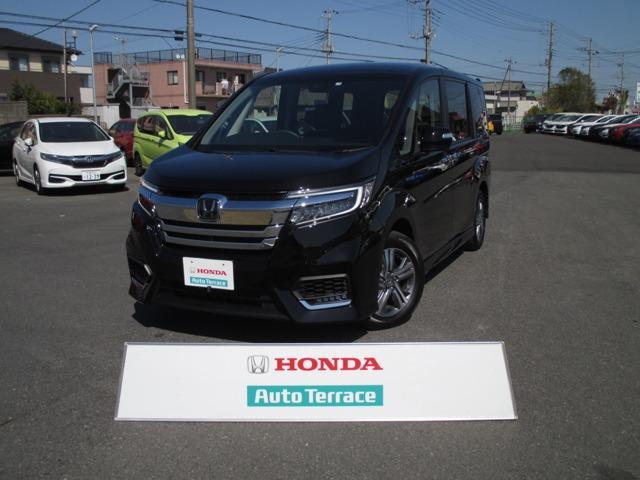 ホンダ スパーダハイブリッド G・EX ホンダセンシング 試乗車