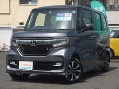 N BOXカスタムG・EXホンダセンシング 当社デモカー ホンダセンシング