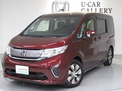 ステップワゴンG・EX ホンダセンシング 当社デモカー