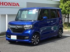 N BOXカスタムG・EXホンダセンシング 当社デモカー使用のお車です