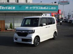 N BOXカスタムG・EXホンダセンシング 当社デモカー 助手席スーパースライド