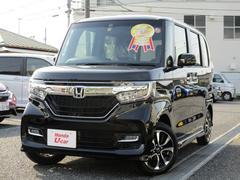 N BOXカスタムG・EXホンダセンシング 元デモカー HondaSENSIN
