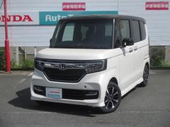 N BOXカスタムG・Lホンダセンシング 弊社届出済み未使用車