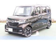N BOXカスタム660G Lターボ ホンダセンシング 当社元試乗車