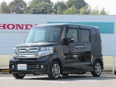 N BOXカスタムG・Lパッケージ デモカー・ナビ・リヤカメラ・ETC車載器