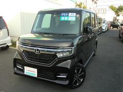 N BOXカスタムG・EXホンダセンシング ・ETC・元デモカー