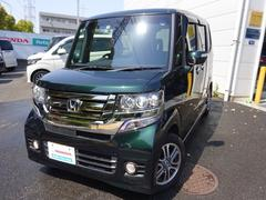 N BOX+カスタムG デモカー Mナビ ドラレコ サポカー