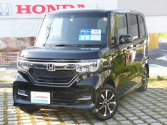 N BOXカスタムG・EXホンダセンシング 当社元デモカーHondaセンシング