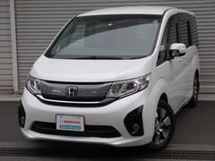 ステップワゴンG・EX ホンダセンシング 5年保証ボディーコート済