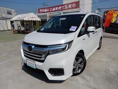 ステップワゴンスパーダスパーダハイブリッド G・EX ホンダセンシング デモカー