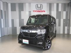 N BOXカスタムG・EXホンダセンシング 当社デモカー ギャザスメモリーナビ