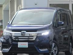 ステップワゴンスパーダスパーダハイブリッド G・EX ホンダセンシング 試乗車 デモカ