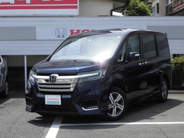 ホンダ スパーダハイブリッド G・EX ホンダセンシング 当社社用車