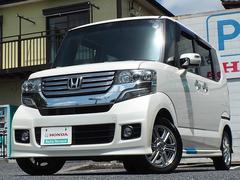 N BOXカスタムG・Lパッケージ 当店下取車 Mナビ Bカメラ ワンセグTV