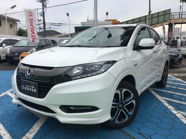 ホンダ ハイブリッドRS・ホンダセンシング 試乗車UP NAVI