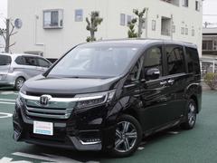 ステップワゴンスパーダスパーダハイブリッド G・EX ホンダセンシング デモカー リア