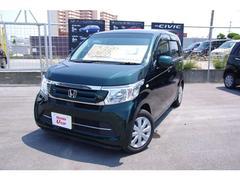 沖縄の中古車 ホンダ N−WGN 車両価格 121.8万円 リ済別 平成28年 0.7万K ブラウンパール