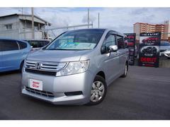 沖縄の中古車 ホンダ ステップワゴン 車両価格 129.8万円 リ済別 平成22年 4.7万K シルバーメタリック