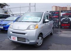 沖縄の中古車 ホンダ ライフ 車両価格 45.8万円 リ済別 平成21年 4.2万K シルバーメタリック