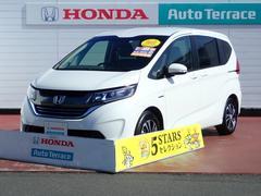 フリードハイブリッドハイブリッド・EX ホンダセンシング 試乗車 メモリーナビ