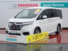 ステップワゴンスパーダスパーダハイブリッド G・EX ホンダセンシング ホンダセンシン