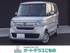N BOXG・EXホンダセンシング 当社デモカー ホンダセンシング ETC