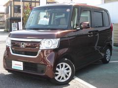 N BOXG・EXホンダセンシング 禁煙試乗車 インターナビ