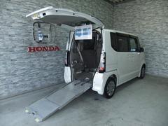 N BOX+G・Lパッケージ 福祉車両 車椅子仕様
