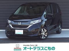 フリード+G・ホンダセンシング 当社デモカー ギャザズナビ