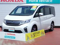ステップワゴンG・EX ホンダセンシング ホンダセンシング 3年保証付