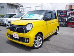 沖縄の中古車 ホンダ N−ONE 車両価格 104.8万円 リ済別 平成25年 2.1万K イエローブラックツートン