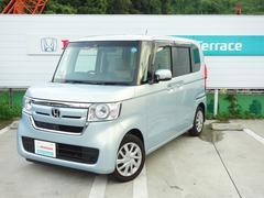 N BOXG・EX 試乗車