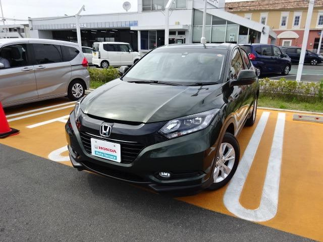 X・ホンダセンシング SUV メモリーナビ フルセグTV ETC(1枚目)