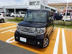 N BOXカスタムG・Aパッケージ 軽自動車 メモリーナビ フルセグ ETC