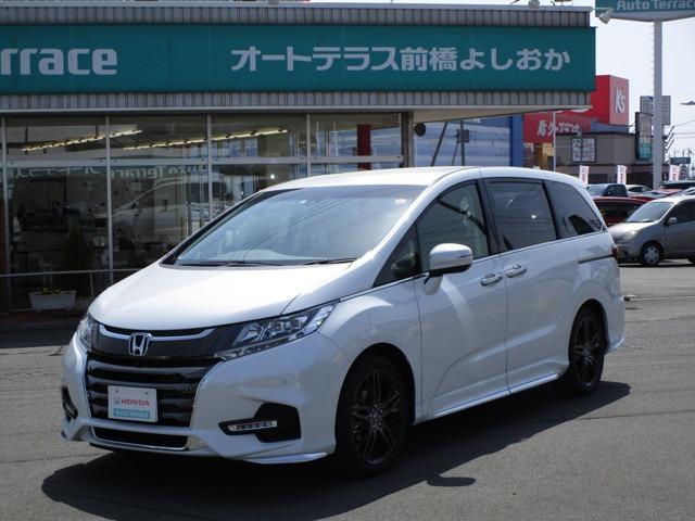 ホンダ アブソルート・EXホンダセンシング 当社デモカー パワーシート